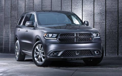 The 2014 Dodge Durango R/T starts at $38,995.