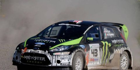 Monster World Rally Team driver Ken Block has won 10 Rally America National Championship races.