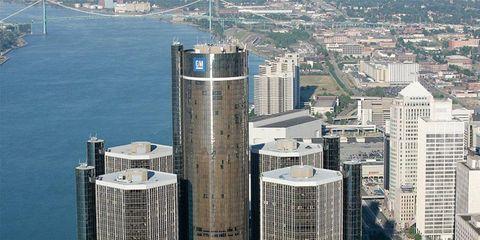 GM is still battling financial losses in its European operations.