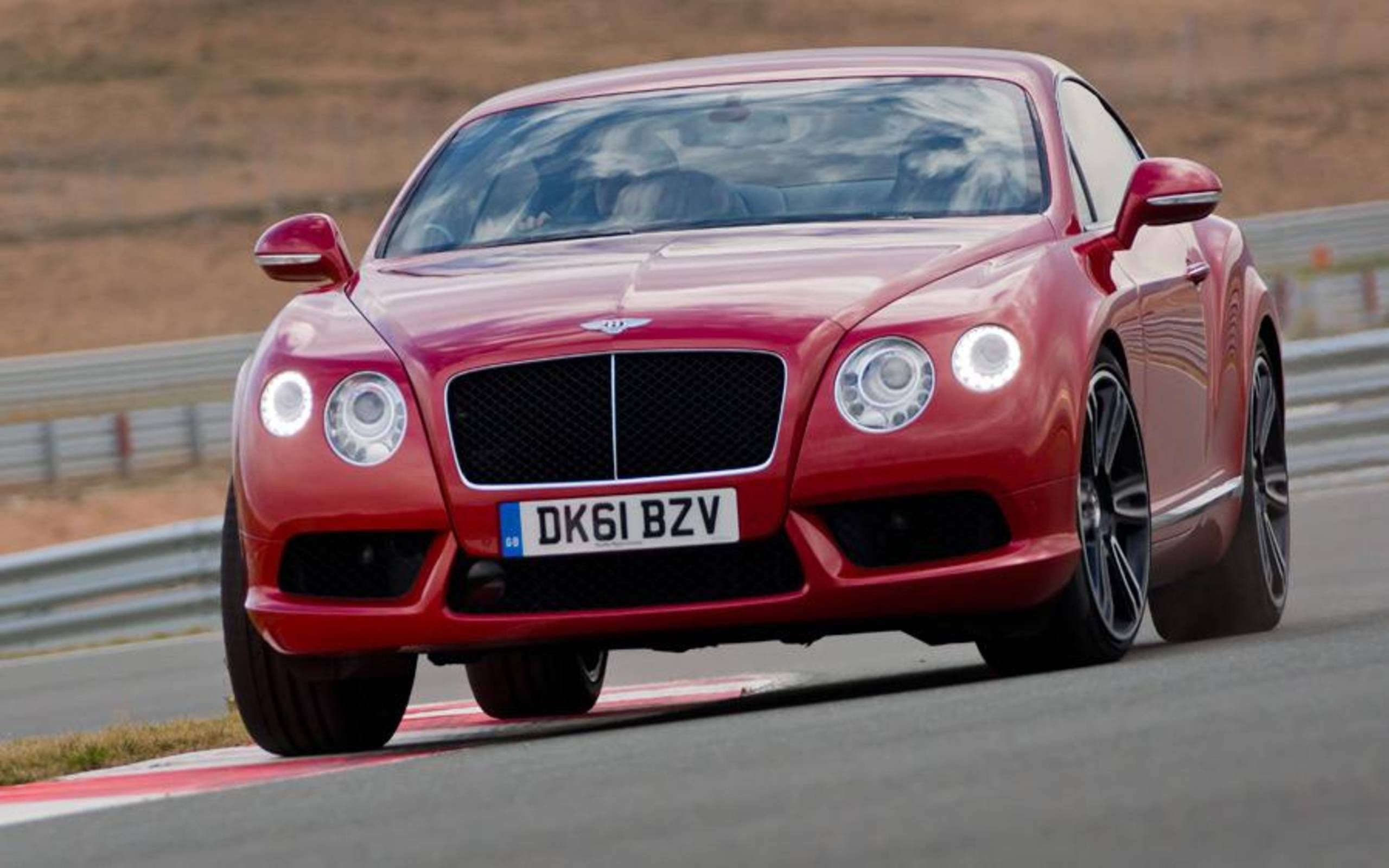 2013 Bentley Continental Gt V8 Drive Review