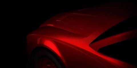 Dodge teased the unveiling of its 2013 NASCAR Charger in a press release on Wednesday. The car is set to be revealed on Sunday in Las Vegas.