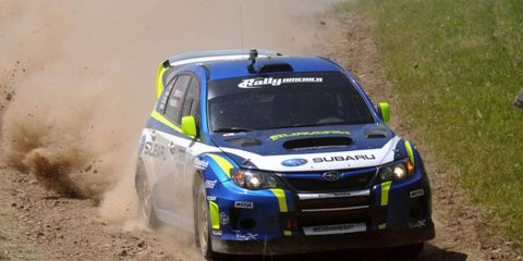 Rally America star David Higgins and others hope that Internet coverage of rallies might help increase the popularity of the sport.