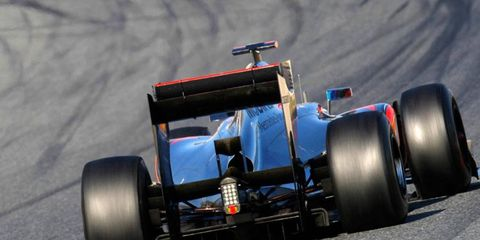 Driver Lewis Hamilton declared McLaren ready for the season-opening race at Melbourne on March 18.