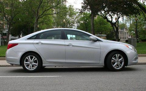 Driver's Log Gallery: 2011 Hyundai Sonata Limited
