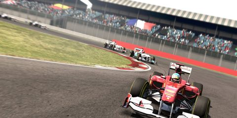 Codemasters has a new multiyear deal with Formula One to continue producing the <i>F1</i> video game.