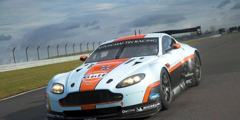 Aston Martin Racing is looking for a good showing at Sebring next week. The team will be racing its new Vantage GTE.