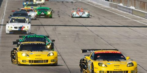 According to Corvette Racing driver Tommy Milner, there is no other class in sports-car racing more competitive and compelling than the GT class.