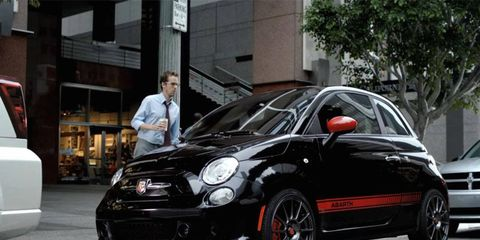 Provocative Fiat ads have increased interest in the brand.