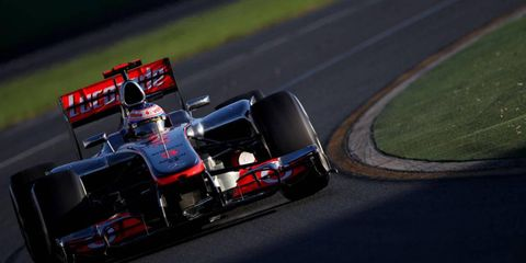 Coming off last week's big win in Australia, Jenson Button is feeling good going into this week's Formula One race in Malaysia.
