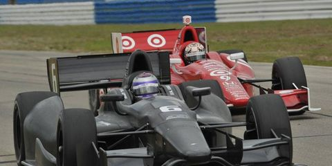 IndyCar Series officials and drivers are anxious to see how the 2012 Dallara handles race contact.