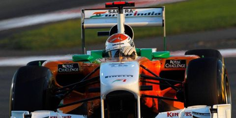 Adrian Sutil in January was found guilty of inflicting grievous bodily harm on Eric Lux, a partner in Genii Capital, the majority owner of the team then known as Lotus Renault F1.