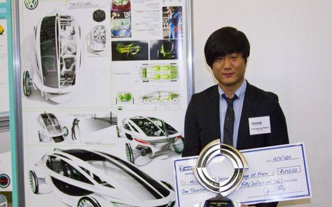 Yoongkyung Hwang took first place in the individual awards.