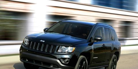2012 Jeep Compass and Patriot to be recalled for fuel-tank problem