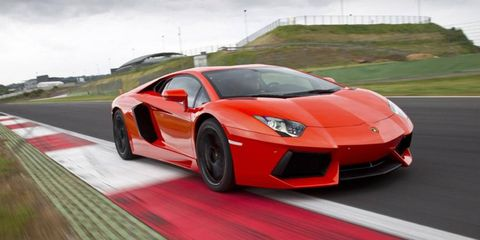 The Lamborghini Aventador set a new standard for two-seater exotics when it debuted last summer with 700 hp.