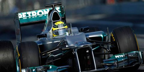 FIA has ruled that Mercedes' drag-reduction system, while unique, does not go against Formula One rules.
