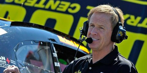 Former Sprint Cup Series champion Rusty Wallace is one of 15 drivers being considered for the 2013 NASCAR Hall of Fame class.