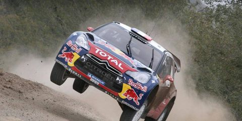 Sébastien Loeb flexed his muscles in Argentina once again, winning the rally for the seventh consecutive time on Sunday.