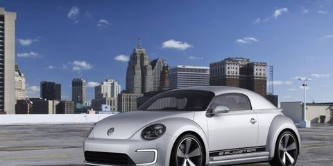 The VW Beetle is getting more love from the males than previous versions.