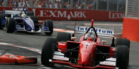 Michel Jourdain Jr. has not raced in Indy cars since 2004.