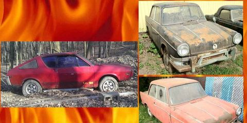 A special edition of Project Car Hell features the Renault R17 Gordini and a pair of BMW 700s.