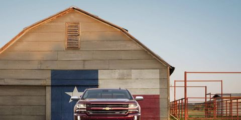 With the food, the atmosphere, and the truck loving nature of the Lone Star State, The Texas State Fair is the perfect place to launch the refreshed Silverado.