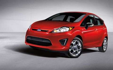 The 2012 Ford Fiesta SES Hatchback stands out as a good, if somewhat pricey, choice in an increasingly crowded segment.