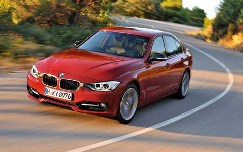 The 2012 BMW 328i Sedan is a capable, comfortable luxury car, but its $50,620 price induced sticker shock in some editors.