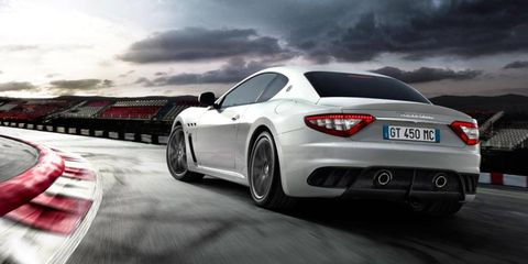 The Maserati MC Stradale is one pick for a car that has the best engine sound.