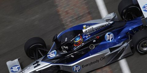 Davey Hamilton raced at Indianapolis in 2011. This year, he's back in an ownership role.