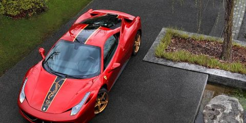 Ferrari apologized for its activities in China.