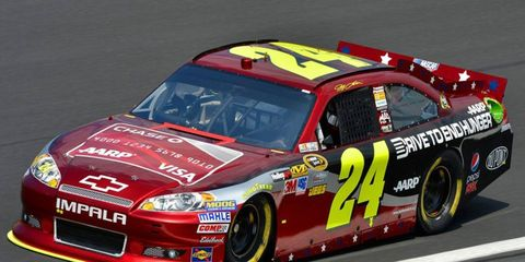 A 1.6-mile stretch of Interstate 85 from Charlotte into Cabarrus County near Charlotte Motor Speedway has been named the Jeff Gordon Expressway.