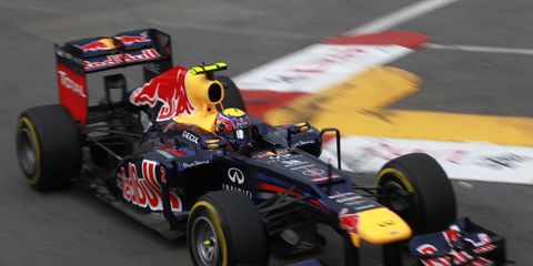 According to Red Bull Racing driver Mark Webber, the team has a lot of work to do before Sunday's race in Monaco.
