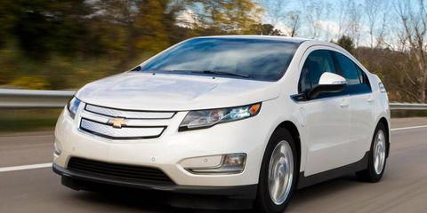 GM sold 7,057 Volts during the first five months of 2012. It sold 2,184 during the same time period last year.