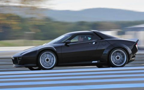 The Lancia Stratos