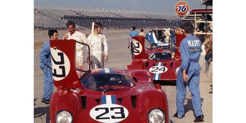 Ferrari race cars will highlight the Radnor Hunt Concours, d'Elegance on Sept. 7-9.