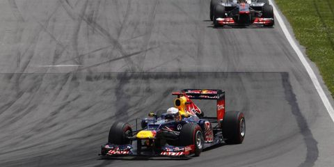 Mark Webber is just one of the drivers who fans will get to see in Austin at the United States Grand Prix.