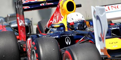The Formula One racing series is headed to Austin, Texas, for a race on Nov. 18.