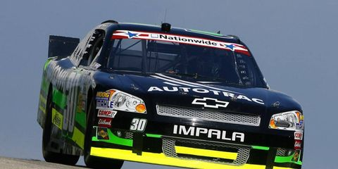 Nelson Piquet Jr. got a welcomed surprise on Saturday, picking up his first NASCAR Nationwide win at Road America.