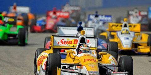 Road America could be the Izod IndyCar Series only option to fill its schedule after the Aug. 19 China race was canceled earlier this month.