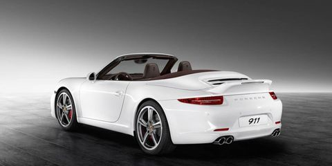 Porsche is offering more power and more aero for its 911 Carrera.