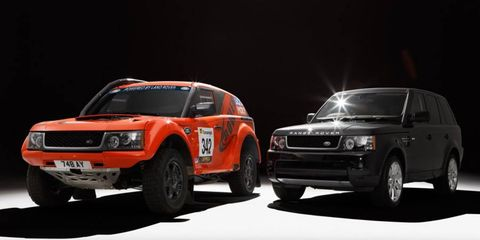 Land Rover and Bowler have been partners for years, and now they've made it official.