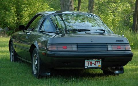 This 1983 Mazda RX-7 is at Bring a Trailer and for sale on eBay.