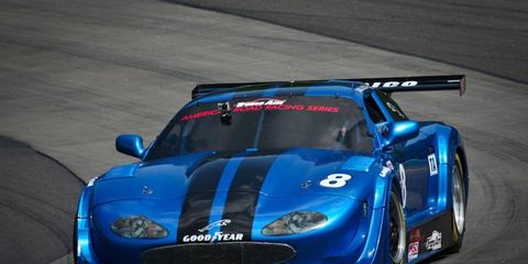 Jorge Diaz Jr. cruised to a win over the weekend at Watkins Glen. Pete Halsmer also won in his division.