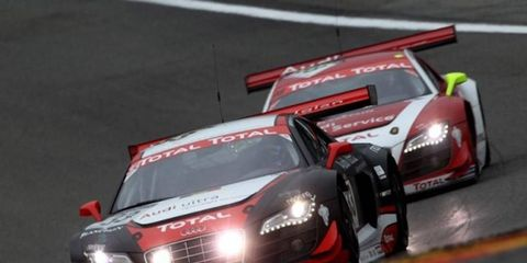 The FIA GT1 Championship won't be making its way to China this year. The races were canceled.