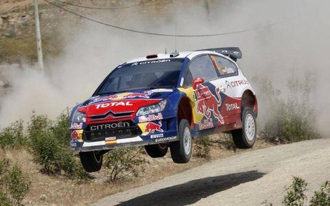 Dani Sordo, Rally of Portugal, May 27-30, 2010
