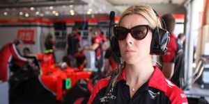 An investigation has concluded that there was nothing wrong with car that would have caused the July 3 crash that injured Formula One test driver Maria de Villota.