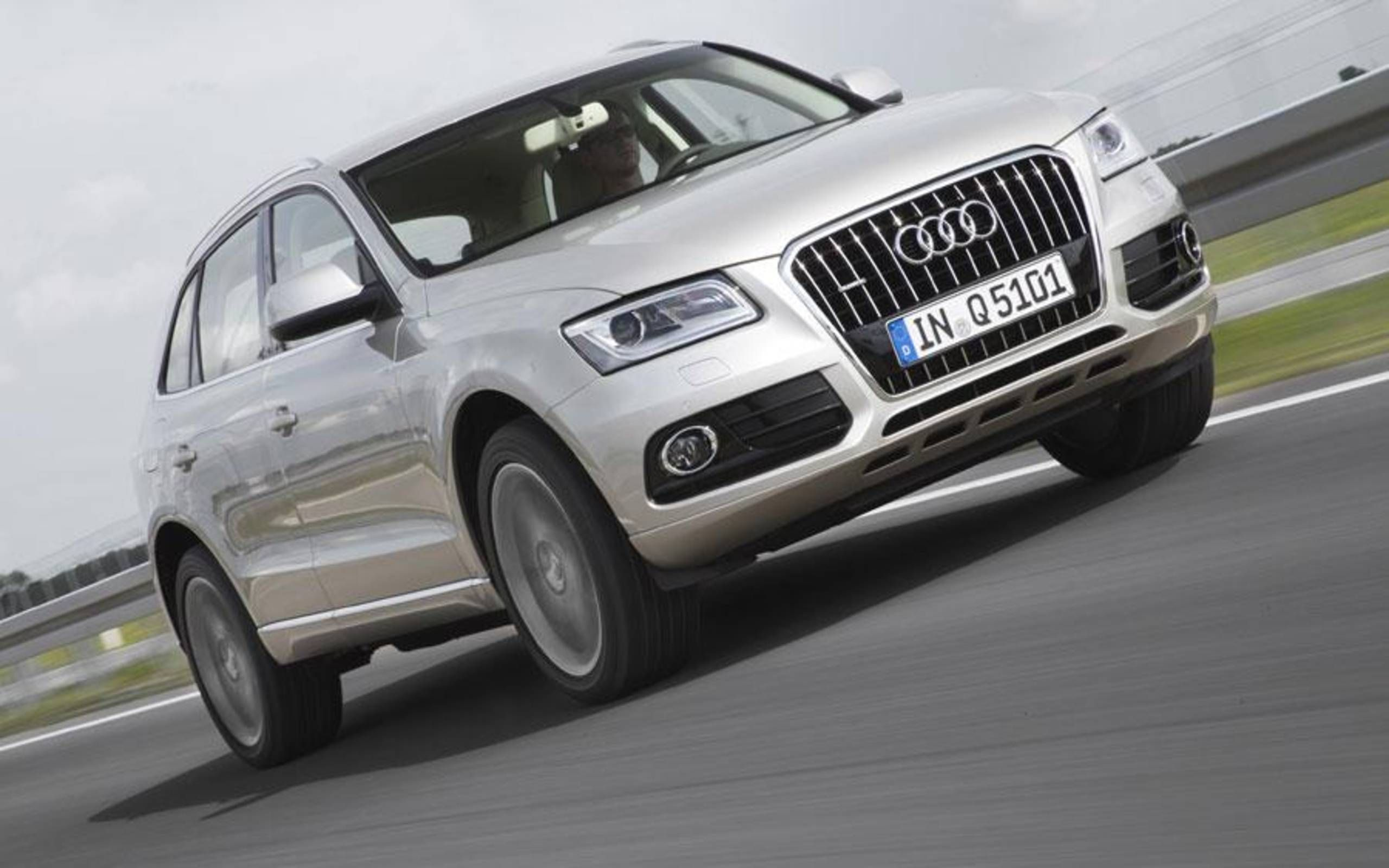 2013 Audi Q5 Drive Review Engine Upgrades Facelift Boost The Midsize Suv