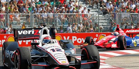 Will Power says that the cars in the IndyCar Series are too easy to drive and could use a power boost for 2013.