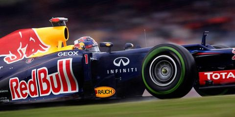 Red Bull Racing drivers Mark Webber and Sebastian Vettel could have been sent to the back of the grid for illegal engine mapping.