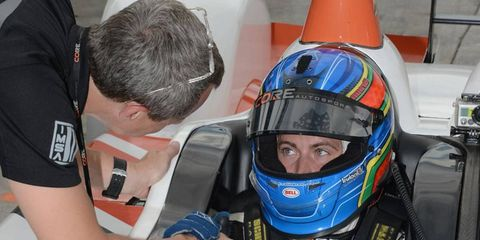 ALMS rookie Colin Braun enjoys life as a racing jack-of-all-trades.